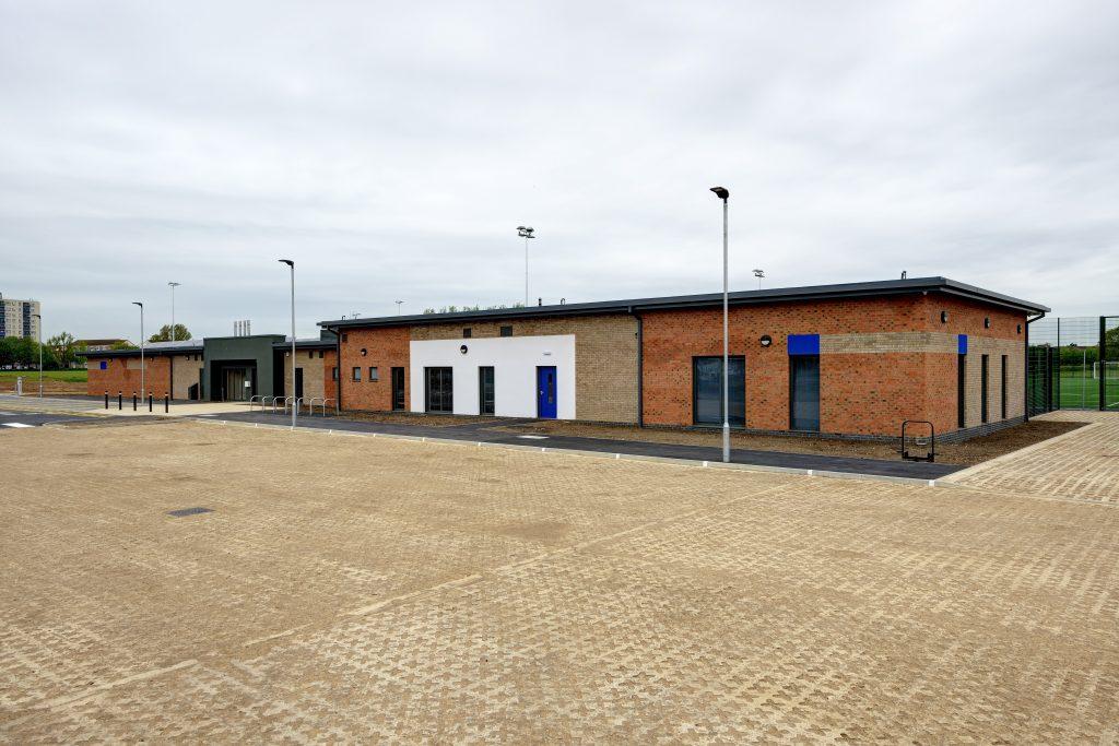 Rectory Park Car Park, Middlesex FA