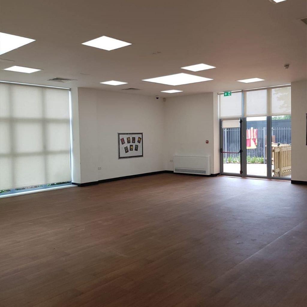 rectory park hall